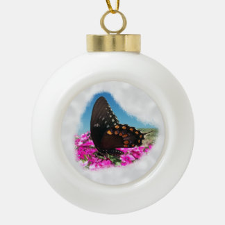 Spicebush Swallowtail Butterfly Ornaments