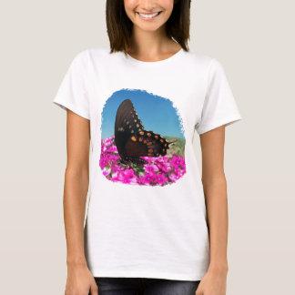 Spicebush Swallowtail Butterfly T-Shirt