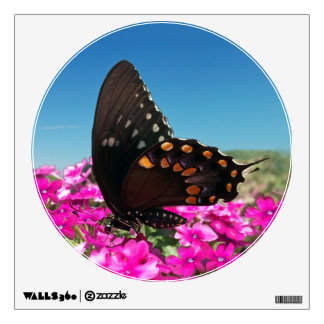 Spicebush Swallowtail Butterfly Wall Sticker