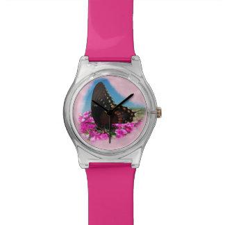 Spicebush Swallowtail Butterfly Wrist Watch