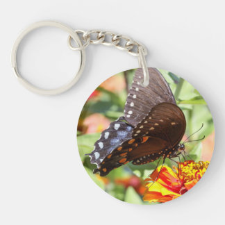 Spicebush Swallowtail Keychain