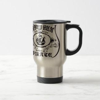 Spiced Rum Travel Mug