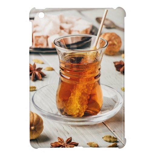 Spiced tea case for the iPad mini