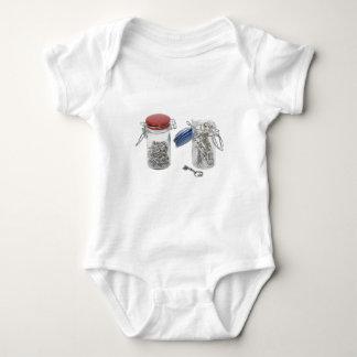 SpiceOfLife070109 Baby Bodysuit