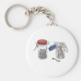 SpiceOfLife070109 Basic Round Button Keychain