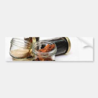 Spices Bumper Sticker