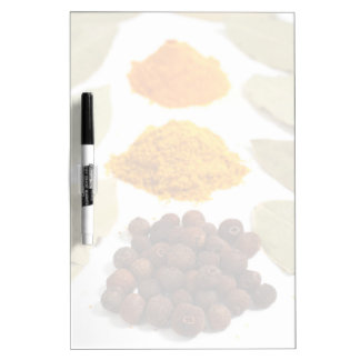 Spices Dry-Erase Board