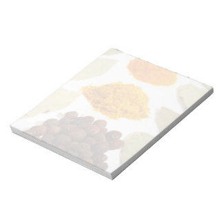 Spices Notepad