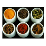 Spices Post Cards