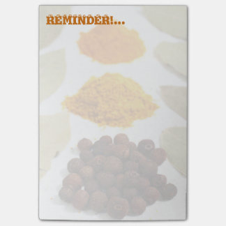 Spices Post-it® Notes