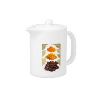 Spices Teapot