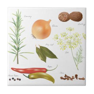 Spices Tile