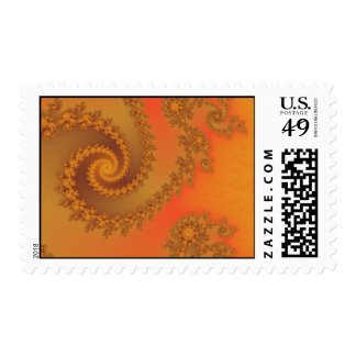 Spicey Tongues Postage Stamp