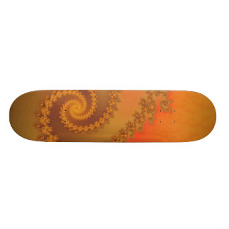 Spicey Tongues Skateboard