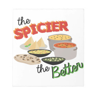 Spicier Better Notepad
