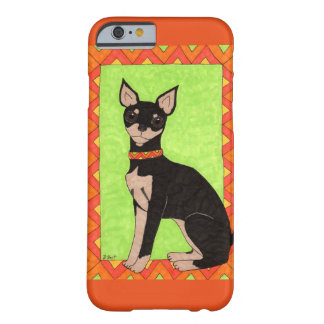 Spicy Chihuahua Barely There iPhone 6 Case