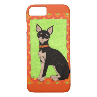 Spicy Chihuahua iPhone 8/7 Case