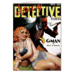 "Spicy Detective  - ""G-Man"" Card"