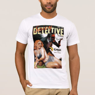 "Spicy Detective  - ""G-Man"" T-Shirt"