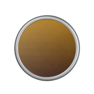 Spicy Gold Brown Ombre Bluetooth Speaker