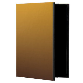 Spicy Gold Brown Ombre Powis iPad Air 2 Case