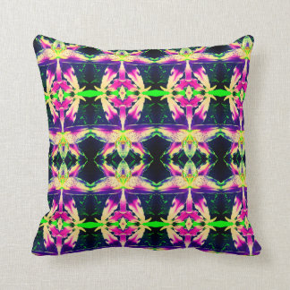 Spicy Good Time Throw Pillow
