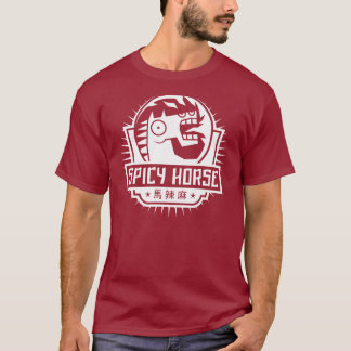 Spicy Horse Dark T-Shirt