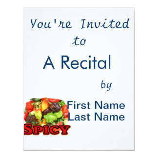 Spicy ! Hot habanero Pepper Pile Pepper Lover Gift Card