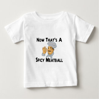 Spicy Meatball Baby T-Shirt