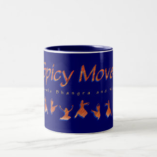 Spicy Moves Tea/Coffee Mug
