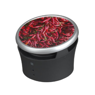 Spicy Red Chili In The Town Of Kalocsa Bluetooth Speaker