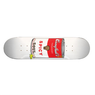 Spicy Soul Pop Art Print Deck Skate Board Decks