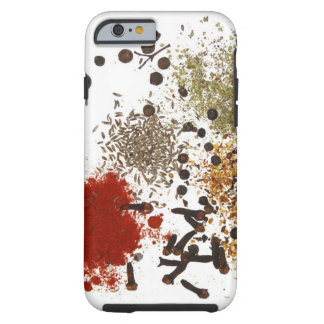 Spicy spices foodie top chef photo graphic case iPhone 6 case