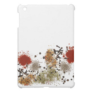 Spicy spices foodie top chef photo graphic iPad mini covers