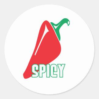 Spicy Sticker