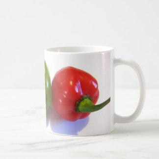 Spicy Stuff Classic White Coffee Mug