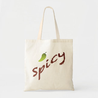 Spicy Tote Bag
