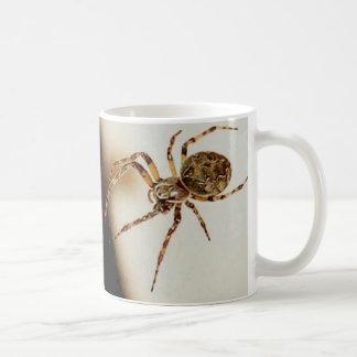 Spider 01 classic white coffee mug