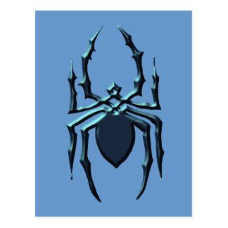 Spider 1 postcard