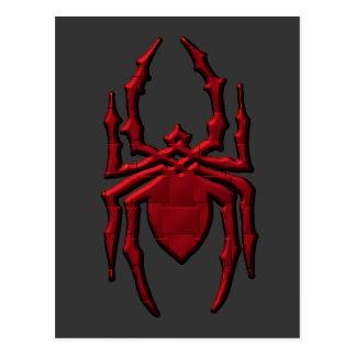 Spider 2 postcard