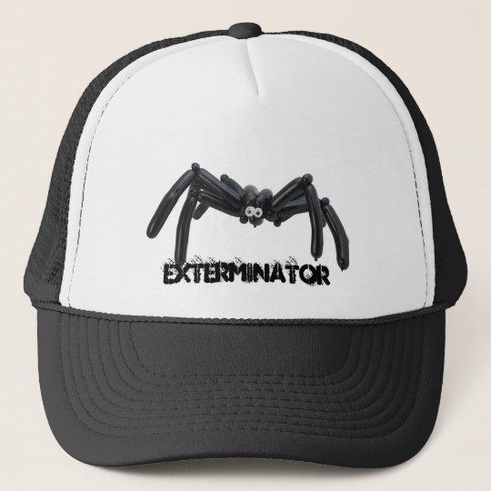 spider 3, Exterminator Trucker Hat