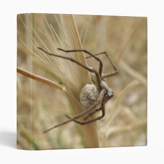 Spider and Egg Sac Binder