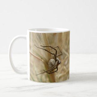 Spider and Egg Sac Mug