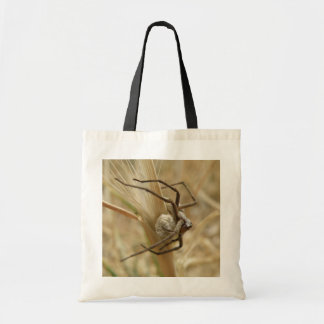 Spider and Egg Sac Tote Bag