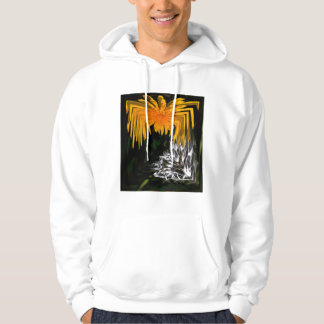 Spider and the Thistle Hoodie