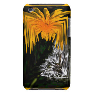 Spider and the Thistle iPod Touch Case-Mate Case