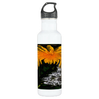 Spider and the Thistle 24oz Water Bottle