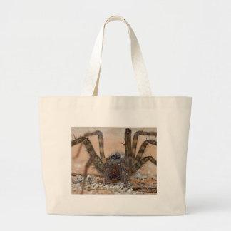 spider b large tote bag