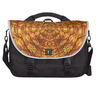 Spider Basket Weave Attracts n retains energies Bag For Laptop