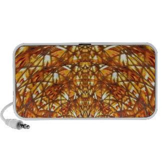 Spider Basket Weave : Attracts n retains energies Portable Speakers